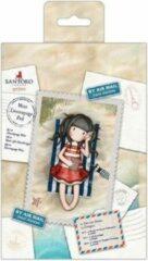 Docraft Mini Decoupage Pad - Santoro