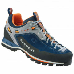 Blauwe Garmont Dragontail MNT GTX Schoenen Heren, dark blue/orange Schoenmaat UK 8 | EU 42