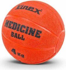 Vinex ESAM® Robuuste Medicijnbal - Medicine bal - Rubber - Rood - 4 kg