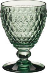 VILLEROY & BOCH - Boston coloured - Witte wijnglas groen 12cm 0,23l