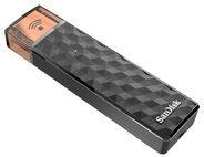 SanDisk Connect Wireless Stick - Netzwerklaufwerk - 16 GB