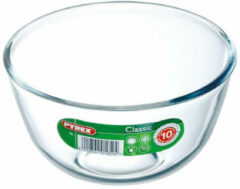 Pyrex Classic Prepware Mengkom - Borosilicaatglas - 1 liter - Transparant