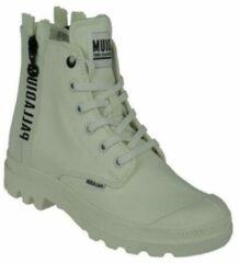 Witte Palladium Pampa BZ CVS Sneaker Dames