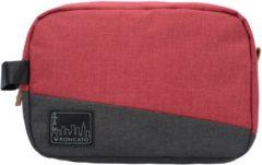 Necessaire Adventure Kulturtasche 24 cm Roncato rosso