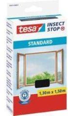 Tesa vliegenhor standaard voor ramen (l x b) 1300 mm x 1500 mm Antraciet insectenverdrijver 55672-21-03 Insect Stop Standard