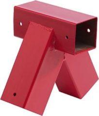 Rode Intergard Speeltoestelverbinding speeltoestellen 91x91cm vierkant