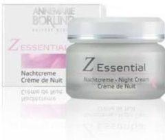 ANNEMARIE BÖRLIND Gesichtspflege Z + ZZ Serien Z Essential Nachtcreme 50 ml