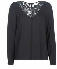 Zwarte Blouse Vila VIEVERLY