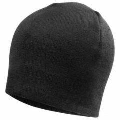 Woolpower - Cap 400 - Muts maat One Size zwart