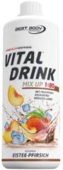 Best Body Nutrition Vital Drink Konzentrat - 1000ml - Eistee Pfirsisch