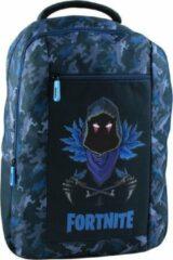 Zwarte FORTNITE - Backpack 31x17x42 - Dark Blue