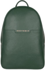 Groene SuitSuit Fab Seventies Classic Backpack Beetle Green
