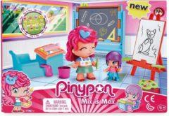Pinypon speelset Pinypon: schilderlessen