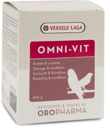 Afbeelding van Versele-Laga Oropharma Omni-Vit Kweek & Conditie - Vogelsupplement - 200 g