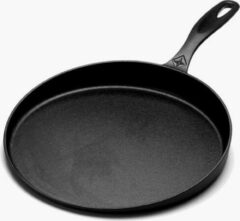 "Zwarte Barebones - platte skillet 30,5 cm gietijzer - Flat pan 12"" cast iron"