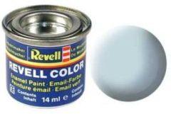 Emaille kleur Revell Lichtblauw (mat) 49 Doos 14 ml