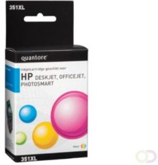 Inkcartridge Quantore HP CB338EE 351XL kleur