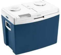 MobiCool MT35W 34 l Koelbox Energielabel: A++ (A+++ - D) Thermo-elektrisch 12 V, 230 V Blauw, Wit 34 l