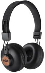 House of Marley Positive Vibration 2 BT - koptelefoon - koptelefoon bluetooth - duurzaamheid - zwart