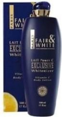 Fair And White Exclusive Whitenizer Vitamin C Purifying Lotion 250 ml