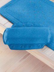 Nackenpolster 'Arosa' Kleine Wolke blau