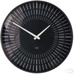 Sigel Artetempus Lox Black - Klok - Kunststof - 25x11.5 cm - Zwart