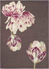 Beige Ted Baker - Laagpolig vloerkleed Ted Baker Tranquility Aubergine 56005 - 250x350 cm