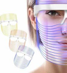 Skyful Beauty masker – Lichttherapie – Lichttherapie Gezichtsmasker – LED Masker Beauty Aesthetic - Skincare Routine – LED – Puistjes – Acne – Anti Rimpel - Huidverbetering – Huidverzorgingmasker - Hyperpigmentatie – Anti-age – Face Mask - Infrarood - 3in