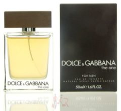 Dolce&Gabbana Herrendüfte The One Men Eau de Toilette Spray 50 ml
