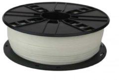 Gembird3 FF-3DP-PLA1.75-02-W - Filament (600 g) PLA, 1.75 mm, 53 mm spoel, wit