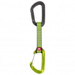Ocun - QD Set Hawk Combi Pad 16 - Klimset maat 10 cm, groen/zwart