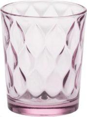 Riverdale Waterglas Mineral roze 10cm