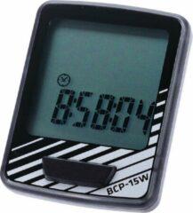 BBB cycling BBB BCP-15W DashBoard Fietscomputer - Draadloos - 10 functies - Zwart/Zilver