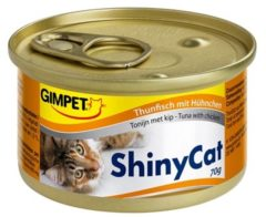 Shinycat SHINY CAT Natvoer Shiny cat adult - 24 ST à 70 GR