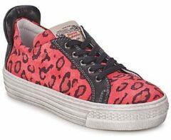 Roze Lage Sneakers Diesel JAKID