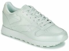 Groene Lage Sneakers Reebok Classic CLASSIC LEATHER