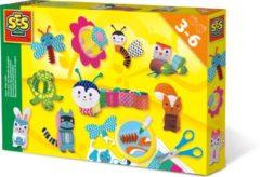 Knutselen met papierstroken SES - Hobbypakket SES Creative Hobby