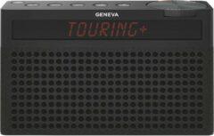GENEVA Touring S+ FM/DAB+ radio zwart