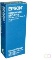 Lint Epson S015224 voor ERC27 nylon zwart