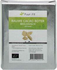 Puur en Fit Puur&Fit Cacao Boter Biologisch -500 gram