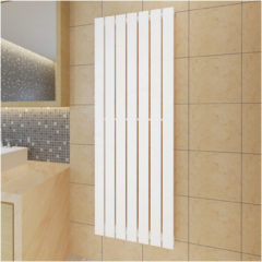 VidaXL Radiator-/verwarmingspaneel wit 542x1500 mm