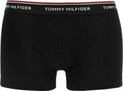 Zwarte Tommy Hilfiger Big & Tall +size boxershort (set van 3)