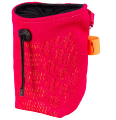 Mammut - Knit Chalk Bag - Pofzakje maat One Size, rood/roze