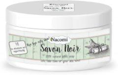 Nacomi Savon Noir - Black soap 120g.