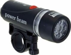 Zwarte Ventura Power Beam - Koplamp - Led - Incl. batterijen