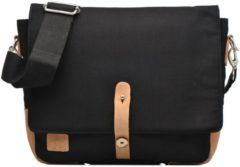 SALE -20 Faguo - Messenger - SALE Herrentaschen / schwarz