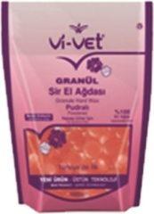 Vi-Vet Hard Wax Korrels 1000ml Titanium