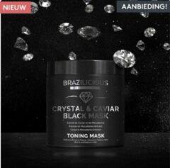 Brazilicious Crystal & Caviar mask 500 ml