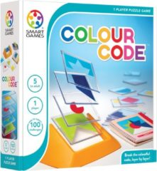 Smart Games Colour Code (100 challenges) breinbreker