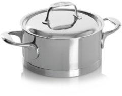 Zilveren Demeyere Atlantis Kookpan - met Deksel - Ø18 cm - 2,2 l